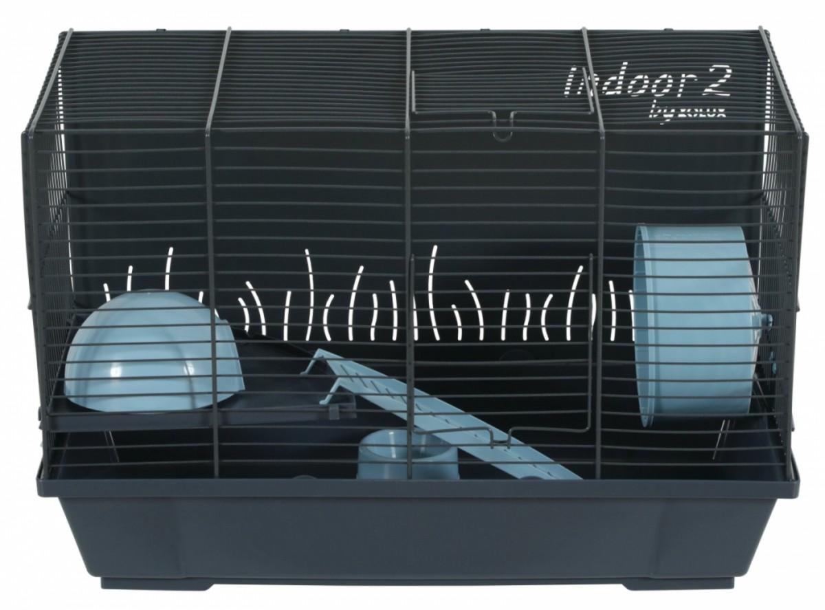 Zolux - Cage Indoor2 Hamster 50  Ciel