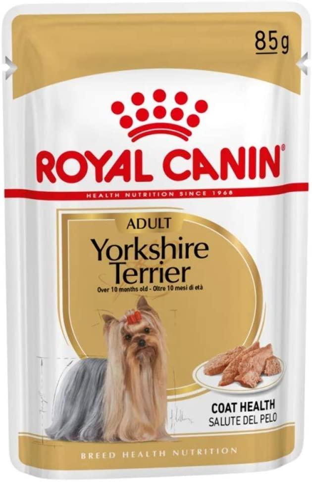 Royal Canin - Sachets pour Mini Yorkshire - 12 x 85 g