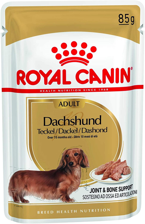 Royal Canin - Sachets pour Teckel - 12 x 85g
