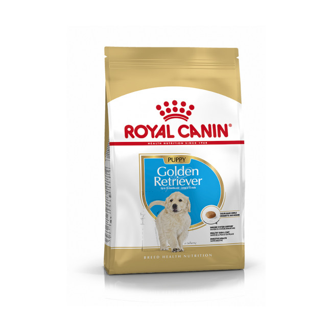 Royal Canin - Croquettes pour Chiot Golden Retriever - 12kg