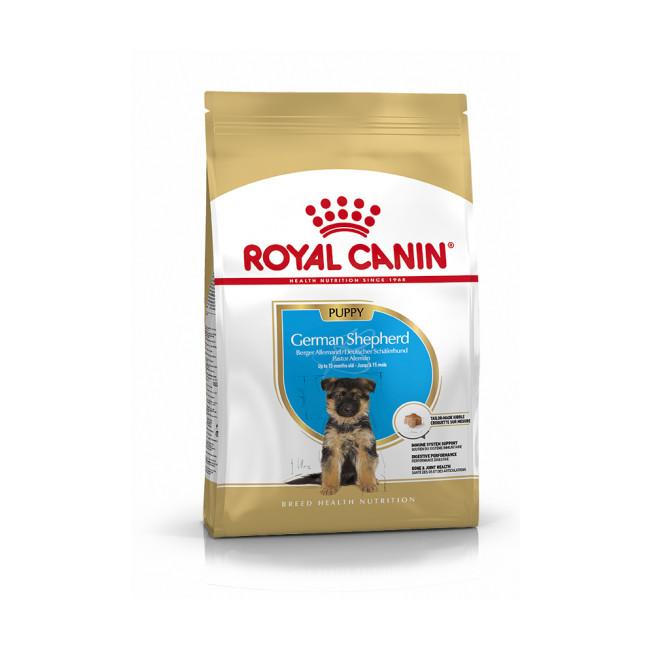 ROYAL CANIN - Croquettes pour Chiot Berger Allemand Adulte - 12Kg