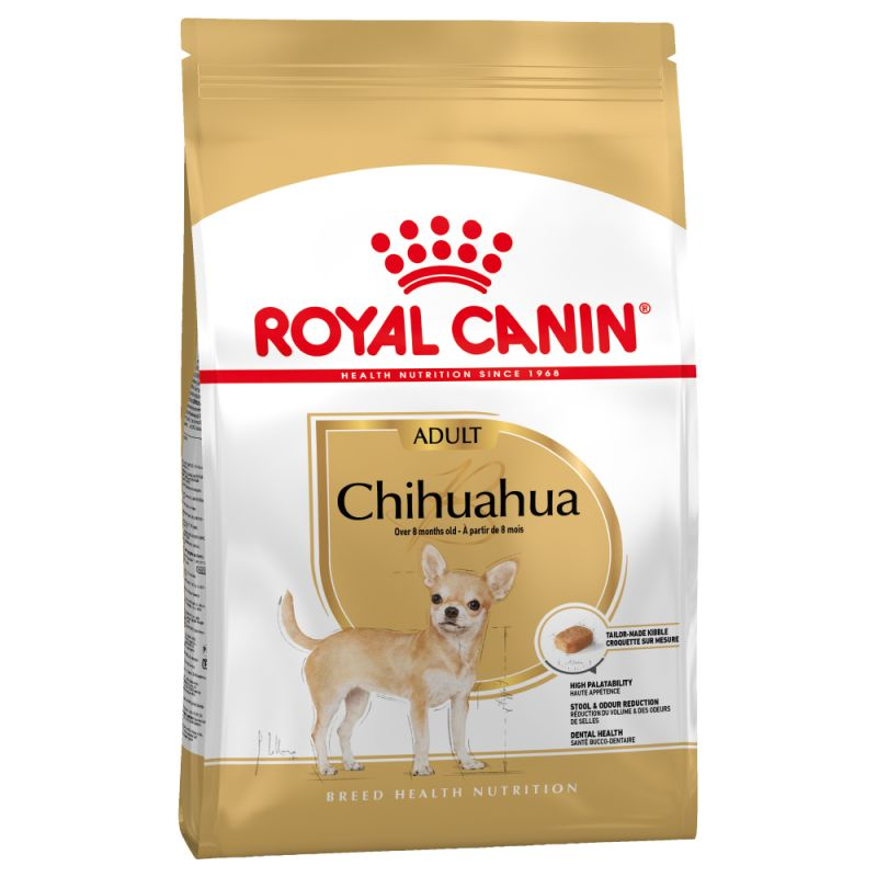 Royal Canin - Croquettes pour chiot Chihuahua - 1,5 kg