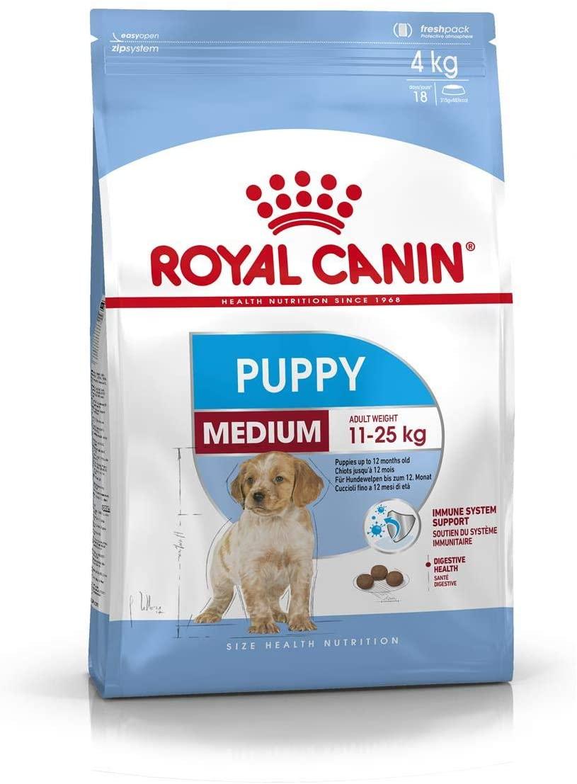Royal Canin - Croquettes Puppy Medium pour chiot 15kg