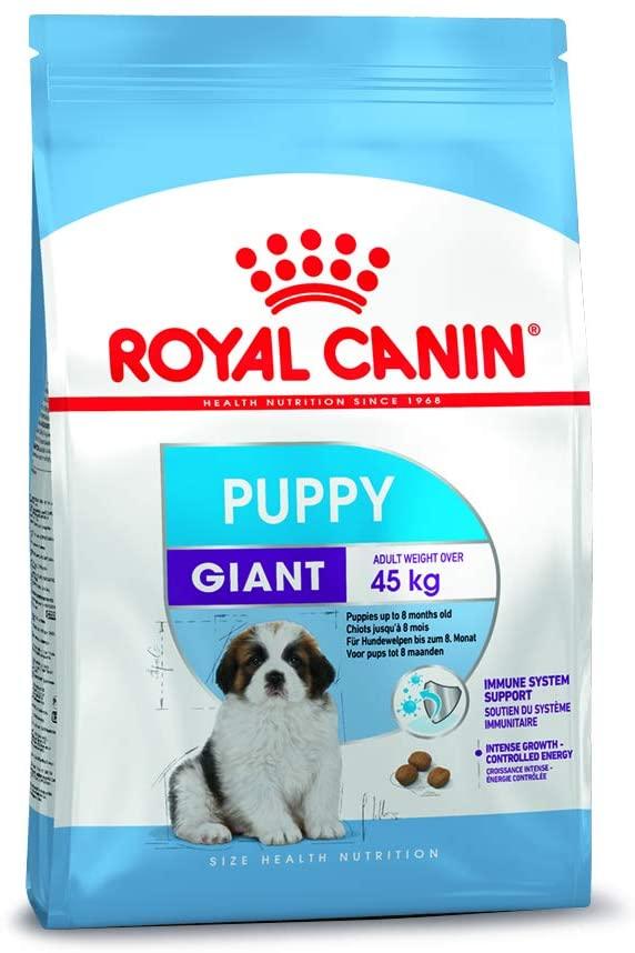 Royal Canin - Croquettes GIANT Maxi pour chiot- 15kg