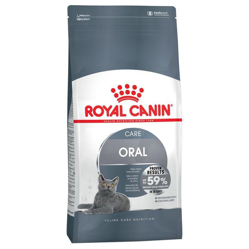 Royal Canin - Croquettes pour chat Oral Care - 3,5kg