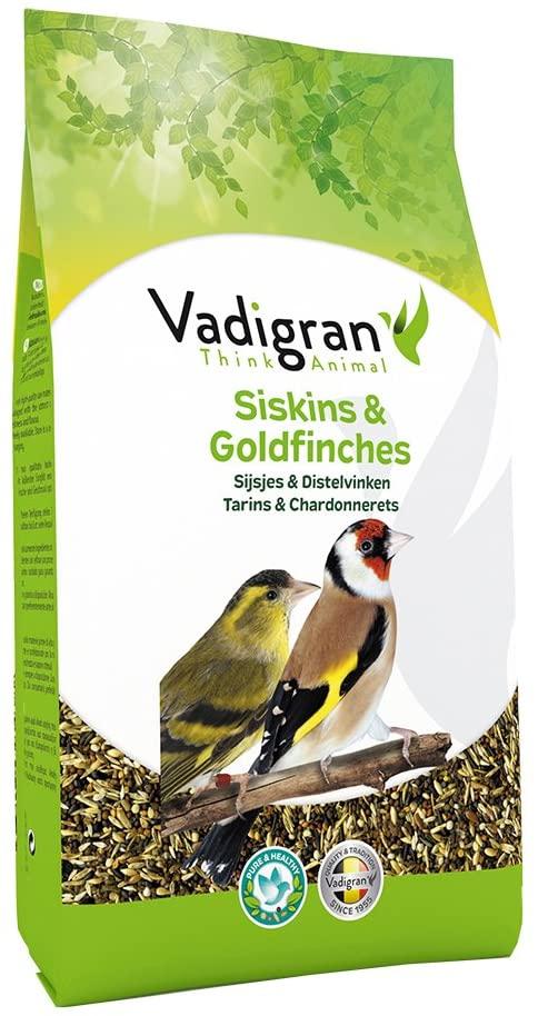 Vadigran - Alimentation pour Tarins & Chardonnerets 800g