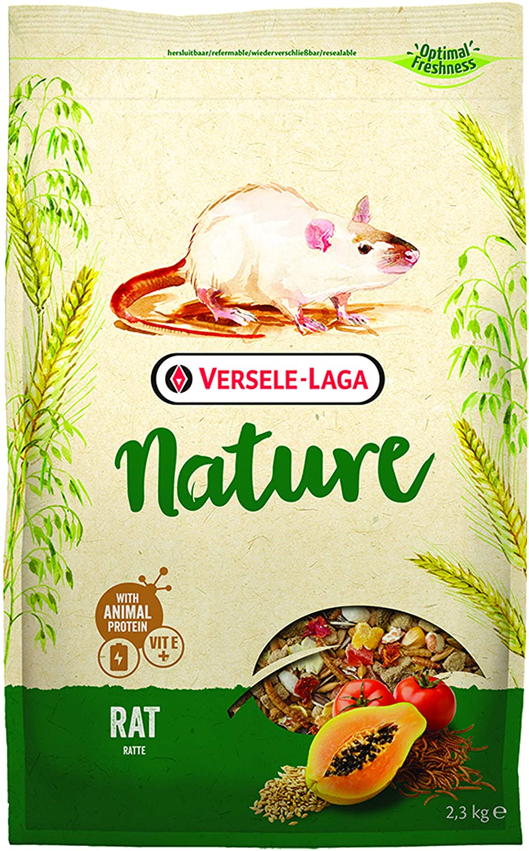 VERSELE LAGA - Nature - Alimentation pour Rat - 2,3kg