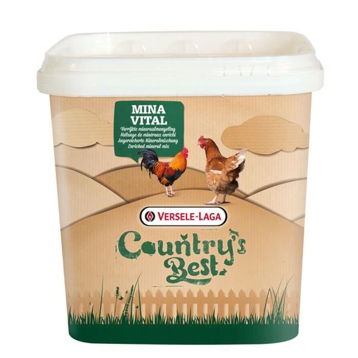 Versele-laga Country\'s Best - MinaVital 4kg