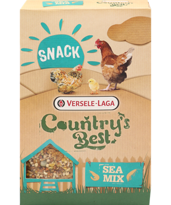 Versele-laga Country\'s Best - Snack Sea Mix - 1kg