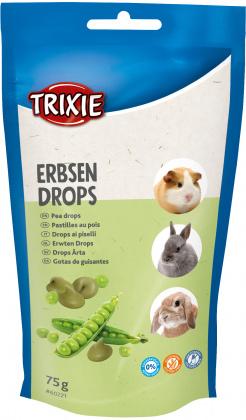 Trixie - Friandises pour Rongeurs - Pastilles aux pois