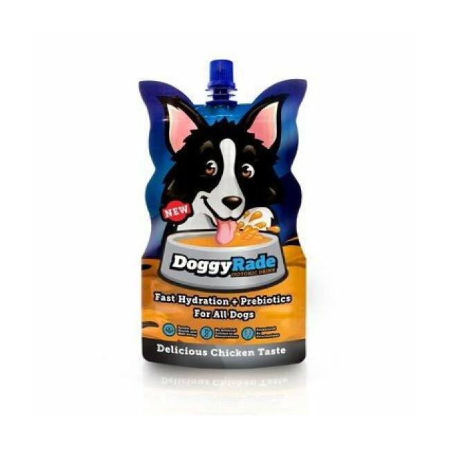 Doggyrade - Boisson isotonique de réhydratation pour chien - 10X250ML