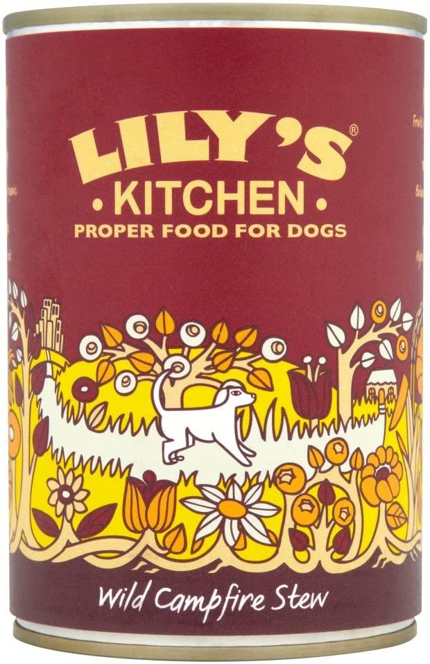 Lily\'s Kitchen -  Patee pour Chien - Civet Chevreuil Faisan - Boite 400g