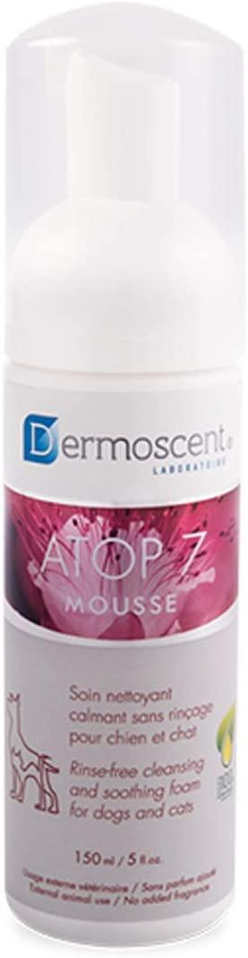 Dermoscent ATOP 7 Mousse - Chien & Chat - 150 ML