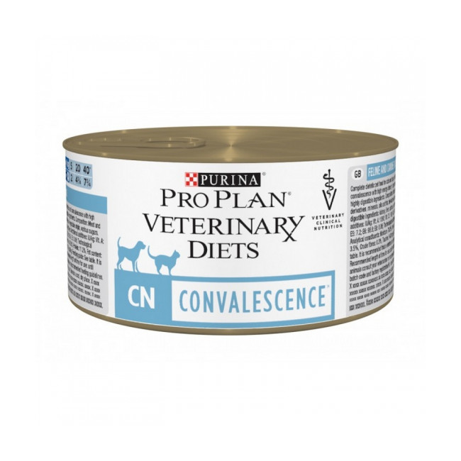 PURINA Pro Plan - Veterinary Diets - Chat CN Convalescence - Boites 24 195g