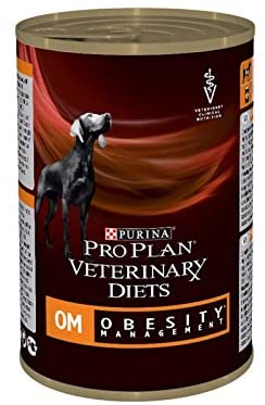 PURINA Pro Plan - Veterinary Diets - Boite pour chien - Obesity Management - 12x400g