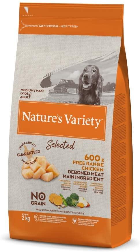 Nature's Variety - Croquettes pour chien Adult - Poulet