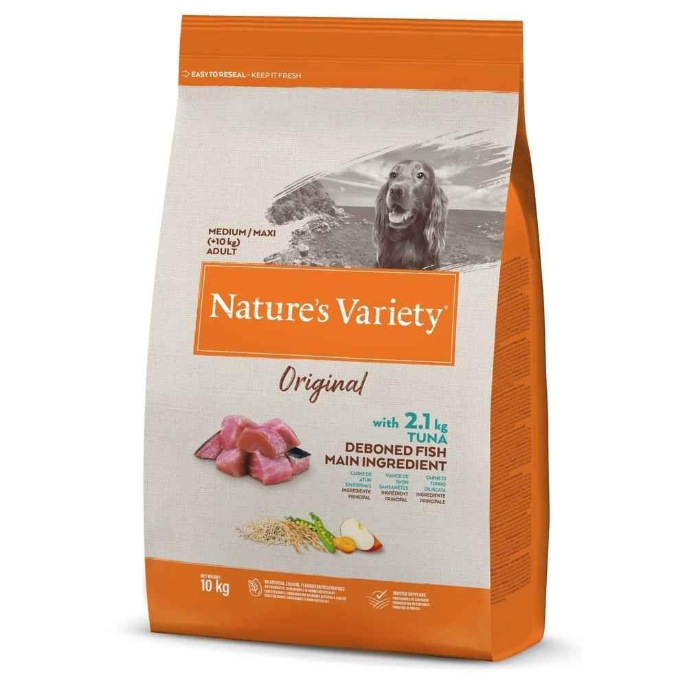 Nature\'s Variety - Croquettes pour Chien Adult Original - Thon