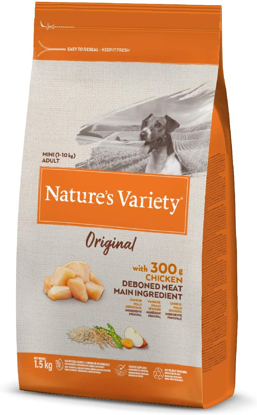Nature\'s Variety - Croquettes pour Chien Adult Original - Poulet