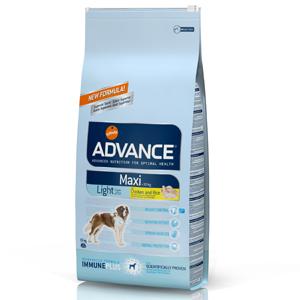 Advance-affinity-maxi-chien-light-Poulet-et-Riz-noszanimos