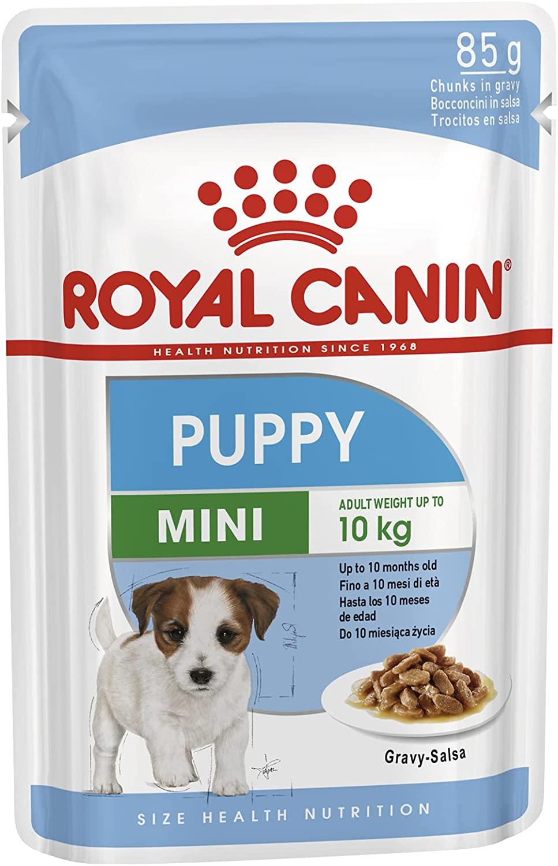 Royal Canin - Patee Puppy Chien Mini – Sachets 12x 85gr