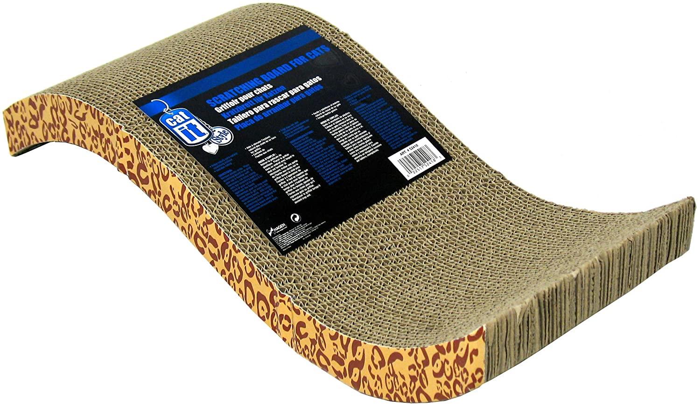 Catit griffoir motif leopard