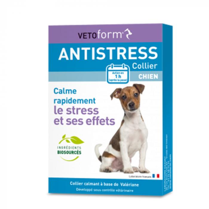 VETOFORM - Collier Anti-Stress pour Chien