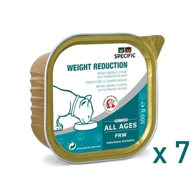 Specific - FRW - Weight Reduction - Lot de 7 barquettes