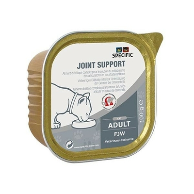 Specific - FJW - Joint Support - Lot de 7 barquettes 100g