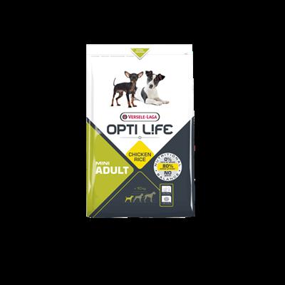 OPTI LIFE - Adult Mini - Poulet et riz