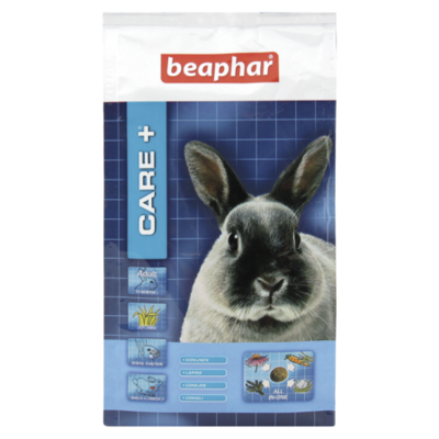 CARE+  Lapin - Alimentation extrudée