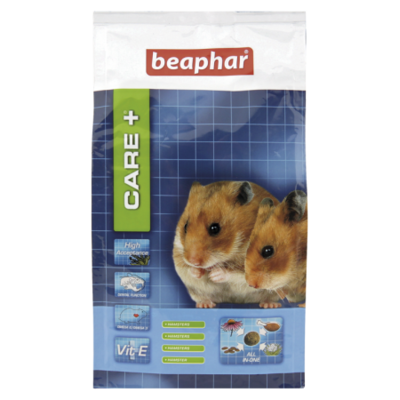 CARE+  Hamster -  Alimentation extrudée
