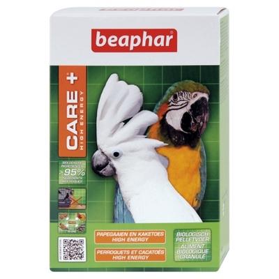 Beaphar CARE+ haute 'nergie pour perroquet et cacatoŠs