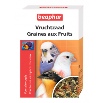 Graines aux fruits