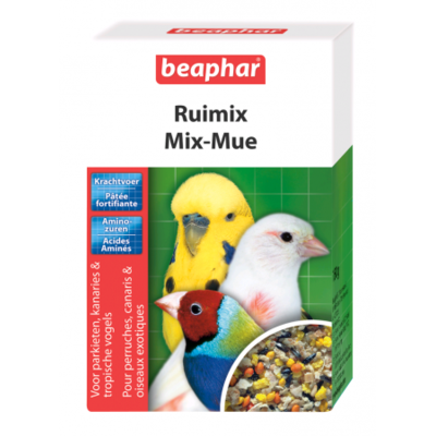 Mix-mue, pâtée fortifiante