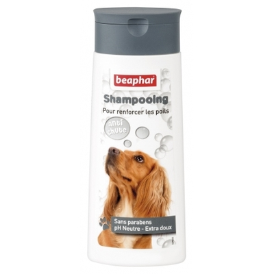 Shampooing Bulles - anti-chute de poils