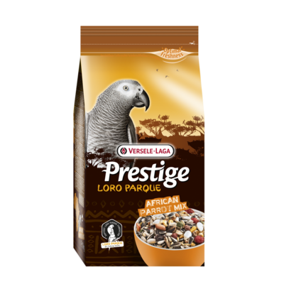 Prestige Loro Parque - African Perroquets