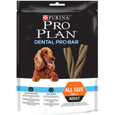 Purina Proplan Biscuits Dental Probar - Lot de 8