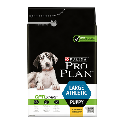Purina Proplan - Puppy large Athletic - Poulet