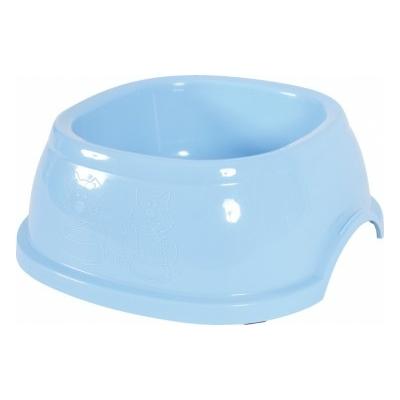 Gamelle Plastique Anti-dérapante assortie Bleu
