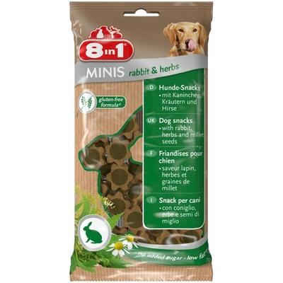 8in1 Minis - Lapin et herbes
