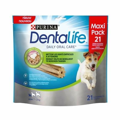 Purina Dentalife Pour chien de petite taille - 21 batonnets