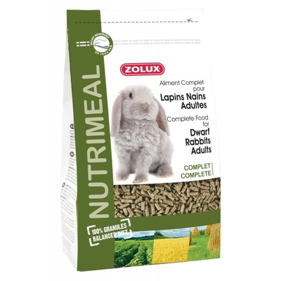 Grand Lapin Adulte Nutrimeal STD 2.5KG