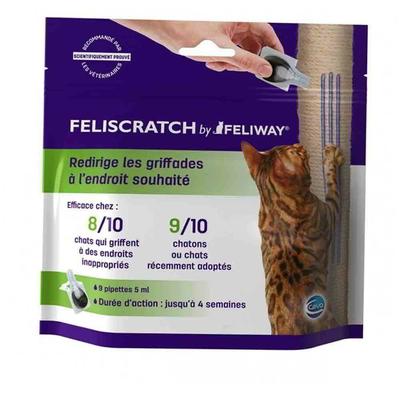 Feliway Feliscratch By Feliway 9 Pipettes