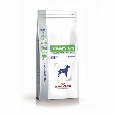 ROYAL CANIN Veterinary Diet Urinary S/0 Moderate Calorie