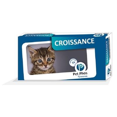 Pet-Phos Félin Croissance - 24 cps