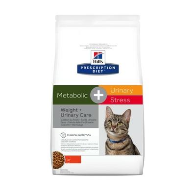 HILL'S Prescription Diet Feline Metabolic + Urinary Stress