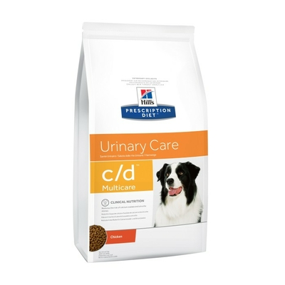 HILL'S Prescription Diet Canine c/d Multicare - Poulet