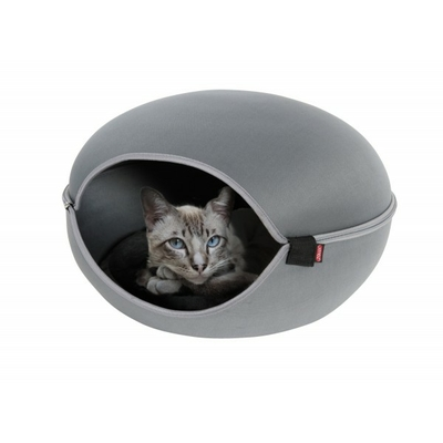 Zolux-Dome Chat Louna Gris