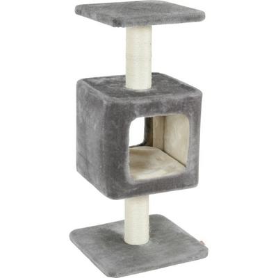 Arbre à chat Cube 1 - Gris