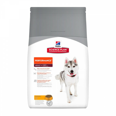 Hills Science Plan Canine Adult Performance Poulet - 12kg